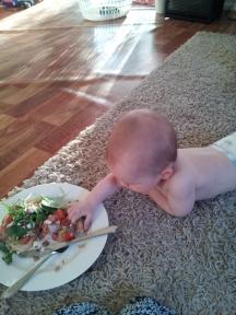 crawl practice